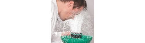 Oční a tělní nouzové sprchy